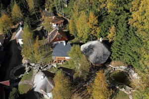hotel-podlesi-pohadkova-vesnicka-podlesicko-letecka-fotka